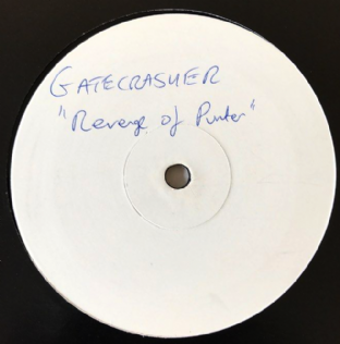 "Gatecrashers (The) - Revenge Of The Punter EP (12"") (Promo) (G++/VG)"